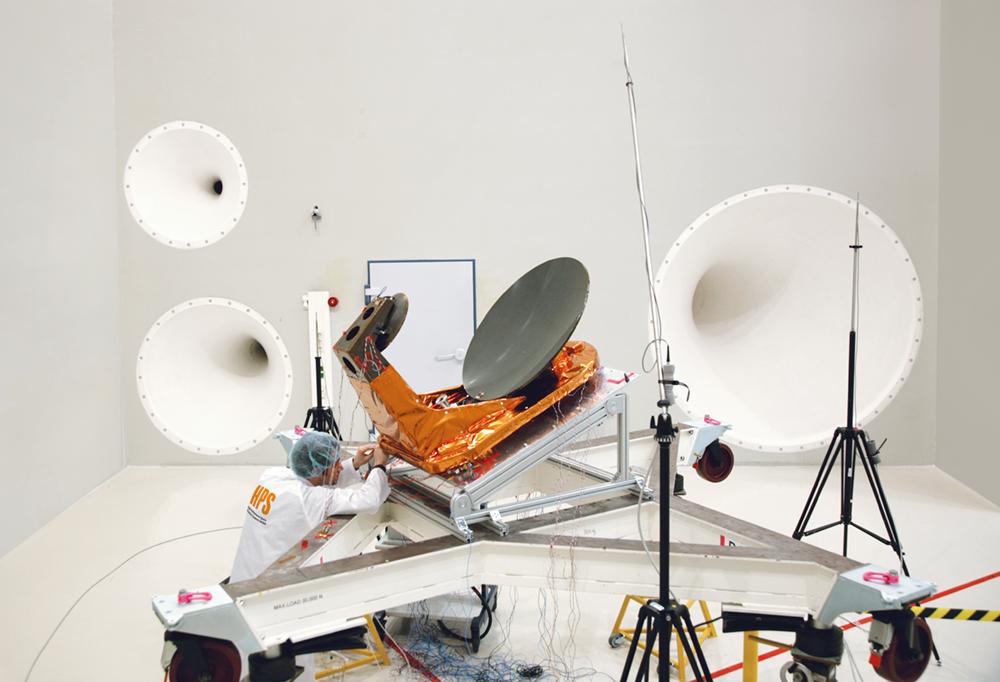 Reflector Antennas - HPS GmbH – The Team to Trust HPS GmbH – The