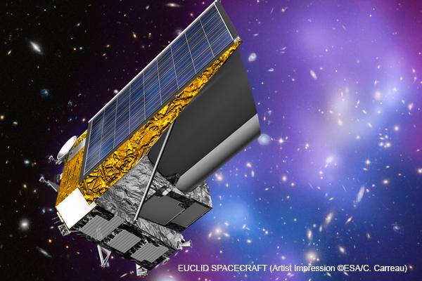 Euclid-Spacecraft